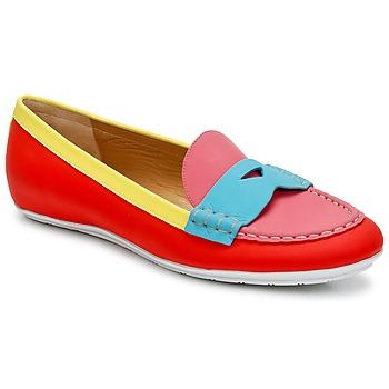 kengät Naiset Mokkasiinit Marc Jacobs SAHARA SOFT CALF Monivärinen