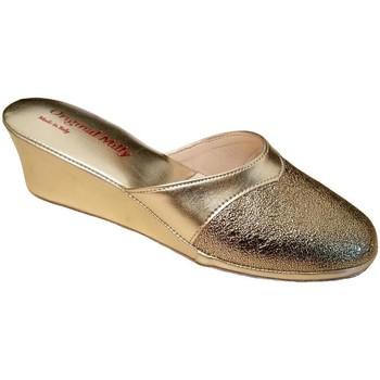 kengät Naiset Puukengät Milly MILLY4000oro grigio