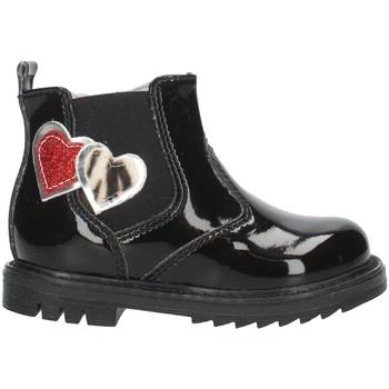kengät Tytöt Nilkkurit Nero Giardini I021503F Black