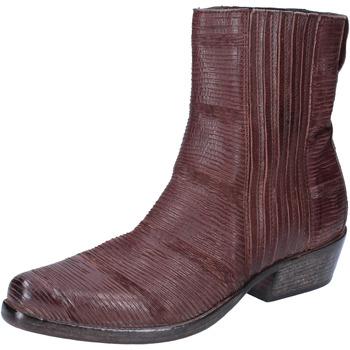 kengät Naiset Nilkkurit Moma BJ206 Ruskea