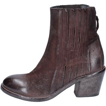 kengät Naiset Nilkkurit Moma BJ213 Ruskea