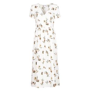 vaatteet Naiset Pitkä mekko Betty London OFRI Valkoinen