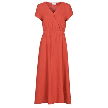 vaatteet Naiset Pitkä mekko Betty London ODAME Ruskea