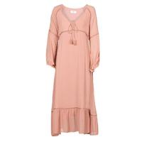 vaatteet Naiset Pitkä mekko Betty London OFRI Vaaleanpunainen