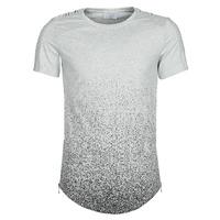 vaatteet Miehet Lyhythihainen t-paita Yurban OLORD Harmaa / Musta