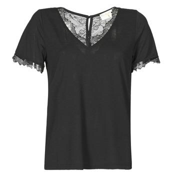 vaatteet Naiset Topit / Puserot Moony Mood OTUIDE Musta