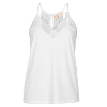 vaatteet Naiset Topit / Puserot Moony Mood OTOP Valkoinen