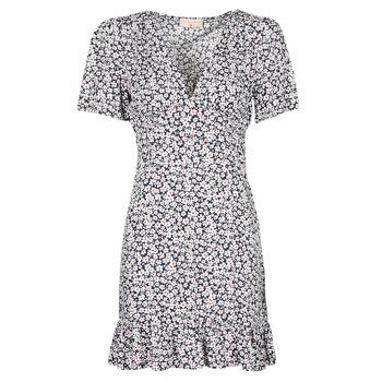 vaatteet Naiset Lyhyt mekko Moony Mood ONIPE Sininen