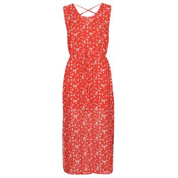 vaatteet Naiset Pitkä mekko Moony Mood OUPLA Punainen