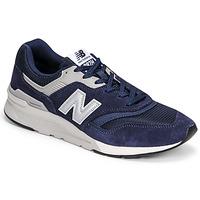 kengät Miehet Matalavartiset tennarit New Balance 997 Laivastonsininen