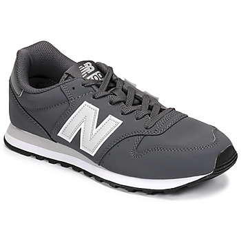 kengät Miehet Matalavartiset tennarit New Balance 500 Grey