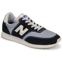 kengät Miehet Matalavartiset tennarit New Balance 100 Sininen / Musta