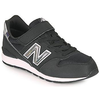 kengät Lapset Matalavartiset tennarit New Balance 996 Black