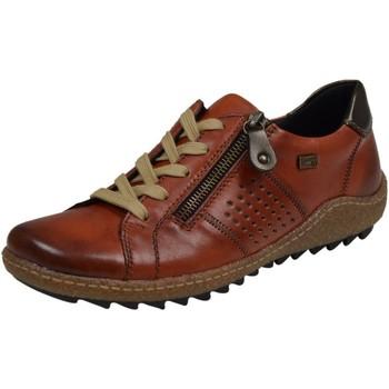 kengät Naiset Matalavartiset tennarit Remonte Dorndorf R471738 Punainen