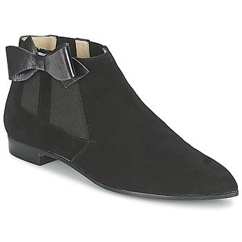 kengät Naiset Bootsit Paco Gil PECANTI Musta