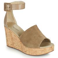 kengät Naiset Sandaalit ja avokkaat NeroGiardini NORWAY Taupe