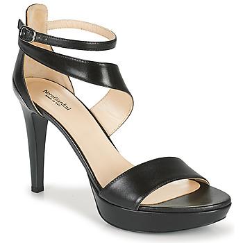 kengät Naiset Sandaalit ja avokkaat NeroGiardini FILOU Musta