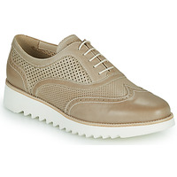 kengät Naiset Derby-kengät NeroGiardini SUZZE Beige