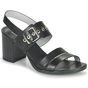 kengät Naiset Sandaalit ja avokkaat NeroGiardini GHILLO Musta