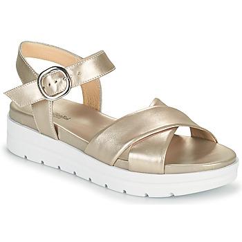 kengät Naiset Sandaalit ja avokkaat NeroGiardini LONELESS Kulta