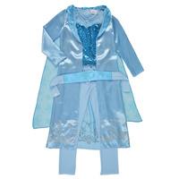 vaatteet Tytöt Naamiaisasut Fun Costumes COSTUME ENFANT PRINCESSE DES NEIGES Monivärinen