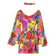 COSTUME ADULTE FLORAL FUN