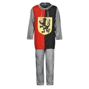 vaatteet Miehet Naamiaisasut Fun Costumes COSTUME ADULTE SIR GAWAIN Monivärinen