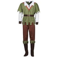 vaatteet Miehet Naamiaisasut Fun Costumes COSTUME ADULTE FOREST HUNTER Monivärinen