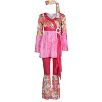 vaatteet Naiset Naamiaisasut Fun Costumes COSTUME ADULTE HAPPY DIVA Monivärinen