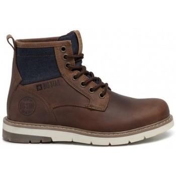 kengät Naiset Bootsit Big Star EE274005 Ruskeat