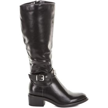 kengät Naiset Bootsit Gold&gold B19 GJ188 Musta