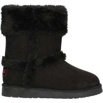 kengät Tytöt Nilkkurit Levi's TIDEVWAV Black
