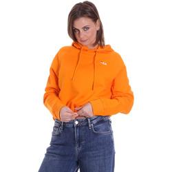 vaatteet Naiset Svetari Fila 687992 Oranssi