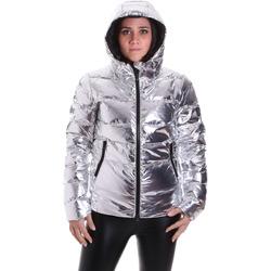 vaatteet Naiset Toppatakki Refrigiwear RW5W09000NY0188 Harmaa