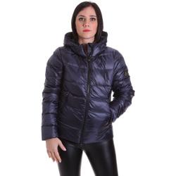 vaatteet Naiset Toppatakki Refrigiwear RW5W09000NY9132 Sininen