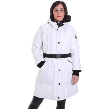 vaatteet Naiset Toppatakki Refrigiwear RW8W05601NY9131 Valkoinen