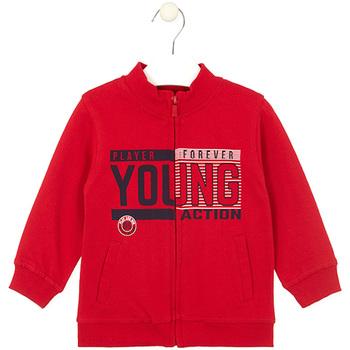 vaatteet Lapset Svetari Losan 025-6651AL Punainen