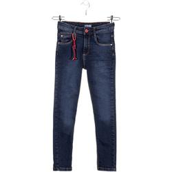 vaatteet Lapset Slim-farkut Losan 023-6028AL Sininen
