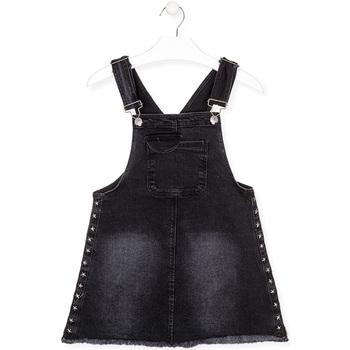 vaatteet Tytöt Jumpsuits / Haalarit Losan 024-7000AL Musta