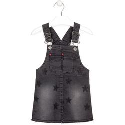 vaatteet Tytöt Jumpsuits / Haalarit Losan 026-7032AL Musta