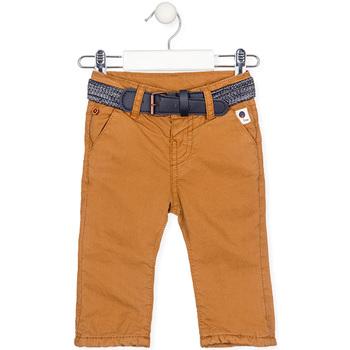 vaatteet Pojat Housut Losan 027-9003AL Keltainen
