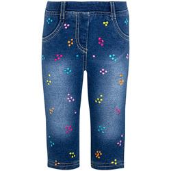 vaatteet Tytöt Farkut Losan 028-6022AL Sininen