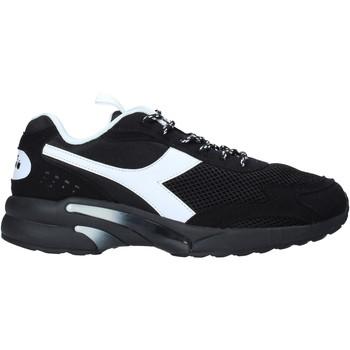 kengät Miehet Matalavartiset tennarit Diadora 501175099 Musta