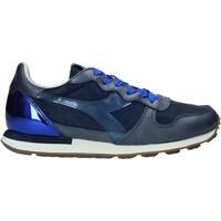 kengät Naiset Matalavartiset tennarit Diadora 201172775 Sininen