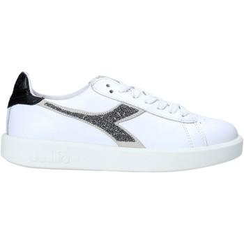 kengät Naiset Matalavartiset tennarit Diadora 201173888 Valkoinen