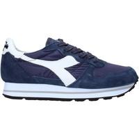 kengät Naiset Matalavartiset tennarit Diadora 201174905 Sininen