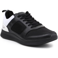 kengät Miehet Matalavartiset tennarit Lacoste Joggeur 217 2 G TRM 7-33TRM1005312 black, white