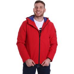 vaatteet Miehet Takit Refrigiwear RM8G09800XT2429 Punainen
