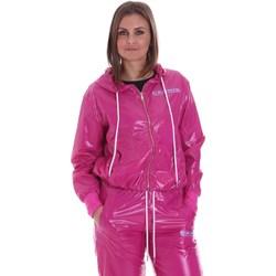 vaatteet Naiset Takit La Carrie 092M-TJ-450 Vaaleanpunainen