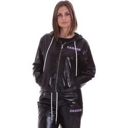 vaatteet Naiset Takit La Carrie 092M-TJ-410 Musta
